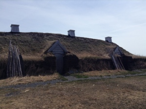 Viking Hall in L'Anse aux Meadows
