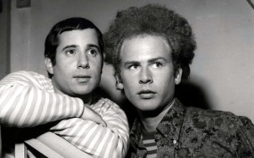 OLD PIC VARIOUS POP...Mandatory Credit: Photo By HARRY GOODWIN / REX FEATURES SIMON AND GARFUNKEL OLD PIC VARIOUS POP ART PAUL