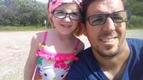 Like father like daughter.